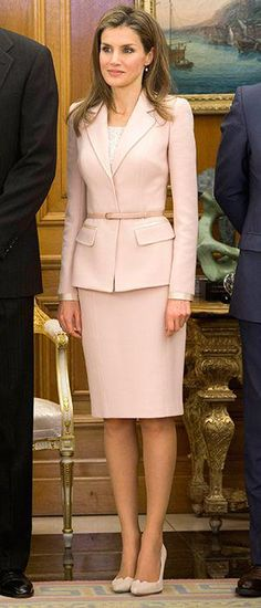 Power dressing at its finest is what today's post is all about. One of the more understated royals of Europe, Letizia of Spain is nevertheless one fashionable Queen and my latest style crush. Wife of… View Post