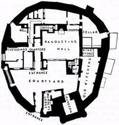 tamworth castle floor plan medieval ground plans history castles warwick castle1 general west witterings grounds wiseowl england homes palace chillingham