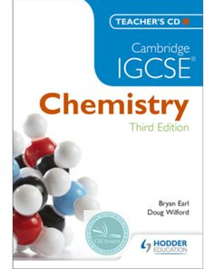 Cambridge igcse chemistry workbook books pinterest cambridge 9781444196290 cambridge igcse chemistry teachers cd cie source fandeluxe Image collections