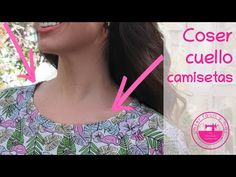 YouTube Sewing Techniques, Embroidery Designs, Sewing Projects, Crochet Necklace, Sewing Patterns, Youtube, T Shirts For Women, Stitch, Clothes