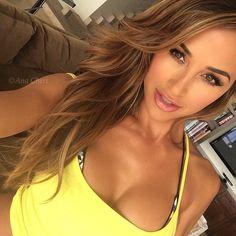 Fitness Model Ana Cheri's 44 Most Motivational Instagram Pics!