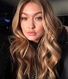 Perfect hair and makeup