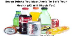 Seven Drinks You Must Avoid To Safe Your Health (#2 Will Shock You)