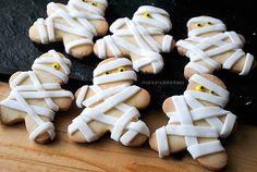 Semplici biscotti per Halloween