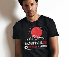 Shotokan Karate, Prism Color, Ash Color, Fabric Weights, Unisex, Mens Tops, T Shirt, Gray Color, Supreme T Shirt