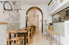 BIS PANZEROTTI MILANO Corso Colombo 6, Milan, 2014 - Nomade Architettura Interior design, Selina Bertola