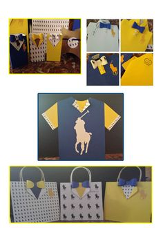 Polo Party Package Include Invitation Favor Box Gift by ccbyshon, $300.00