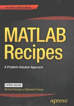8 best matlab images on pinterest computer programming matlab recipes a problem solution approach free ebook fandeluxe Gallery