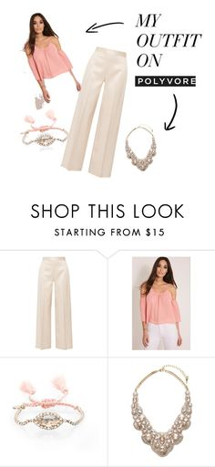 La Vien Boheme Outfit by mertensmk on Polyvore featuring The Row and Chloe + Isabel