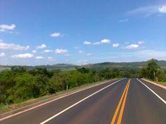 Estrada de São Simão-SP