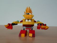 LEGO MIXELS VULK VOLECTRO MURP instructions video with Lego 41501 and Lego 41508 Mixels Serie 1
