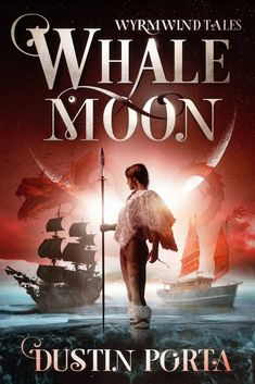 Whale Moon Book Cover | SPFBO 6 - Intro and Cover Contest | The Fantasy Hive Fantasy Book Covers, Fantasy Books, Moon Book, Science Fiction Books, Going To Work, Far Away, Illustration, My Books, Audiobooks