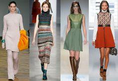 Trends, Autumn/Winter 2014/15, Fashion, Style, Paris, Milan, New York, London, Fashion Week, Runway