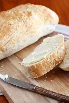 Easy Italian Bread on MyRecipeMagic.com