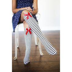 Girls Bow Socks $4.99