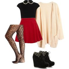 Christmas party outfit :)http://pinterest.com/pin/151996556147803006/