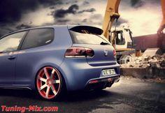 Volkswagen Golf Tuning. VW Golf VI GTI 2012 Tuning by BBM Motorsport