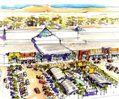 The Boulevard Mall, one of Las Vegas' most iconic shopping centers of the mid-1960s through 80s, will be restored to its former glory, marking its first major renovation in more than two decades.