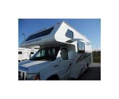 Used 2011 #Four_winds Chateau 23a  #Class_C_Motorhome RV @ http://www.rvstock.net/used-rvs/2011/class-c-motorhomes/four-winds/chateau-23a/5623/