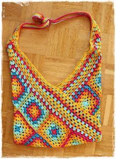 A granny version of the Masa Bag