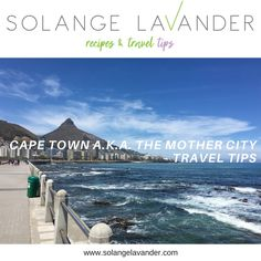 Read my post with travel tips on Cape Town in South Africa and start organising your next adventure! #capetown #traveltips #southafrica #nanantravel