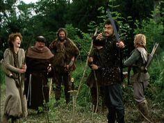 Jason Connery, Will Scarlet, Herne The Hunter, Mark Ryan, Ray Winstone, Richard Carpenter, Celtic Music, Audio Drama, Bbc Tv