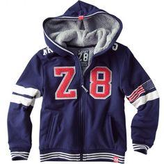 Z8 kids - Vest Benny marine