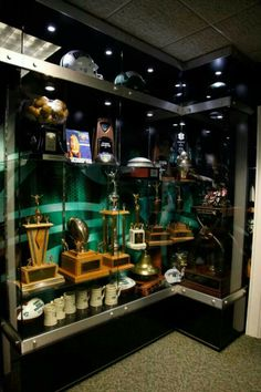 Epic Trophy Case World Championships Prior To Super Bowl Era