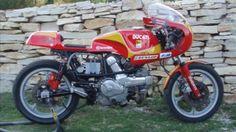 Ducati Pantah TT 2 racer