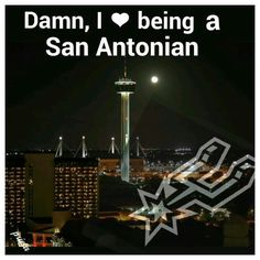 Damn I Love being a San Antonian. Go Spurs Go