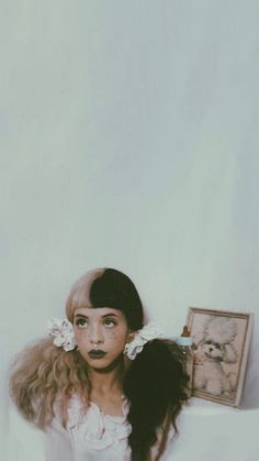 Littlehottybigheart - Best of Wallpapers for Andriod and ios Mel Martinez, Crybaby Melanie Martinez, Cry Baby, Adele, Indie, Crazy People, Her Music, Celebrity Crush, Queen