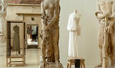 New York Times; The Madame Grès exhibition at the  Musée Bourdelle in Paris (until Aug.  28), curated by Olivier Saillard, creative director of  Palais Galliera museum in Paris