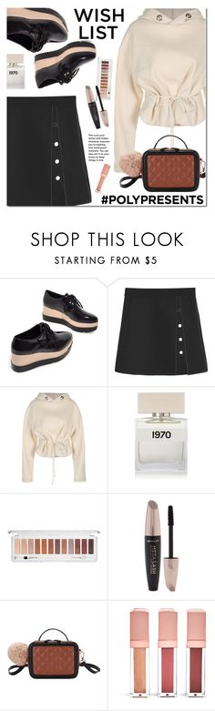 """Win It! #PolyPresents: Wish List"" by ansev ❤ liked on Polyvore featuring Bella Freud, Forever 21, contest, hoodie and gamiss"