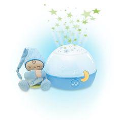 Φωτιστικό νυκτός Projector Chicco Good Night Stars - Γαλάζιο