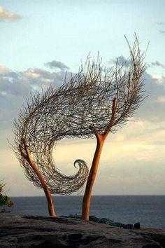 40 Stunning Land Art Installations - Bored Art