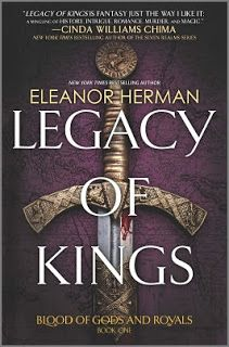 Gone With The Books - Review - Legacy Of Kings