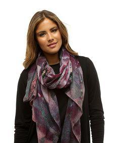 Adored Print Scarf