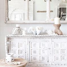 A lifestyle store selling white Indian furniture, homewares, block printed textiles, lace kaftans and jewellery with coastal, tropical and boho luxe style.