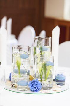 Hochzeit Saaldeko