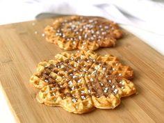 Glutenfria kanelbullevåfflor Waffles, Cereal, Sweet Treats, Gluten Free, Diet, Breakfast, Food, Glutenfree, Morning Coffee