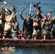 Vikingos en catoria