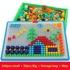 Find More Puzzles Information about 296 pcs Hot Sale Creative Mosaic Toy Gifts Children Nail Composite Picture Puzzle Creative Mosaic Mushroom Nail Kit Puzzle Toys,High Quality gift boxes for wedding favors,China gift lion Suppliers, Cheap gift wrap black and white from Welcome Tina's Shop  on Aliexpress.com