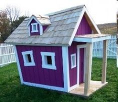 How To Build A Crooked Playhouse