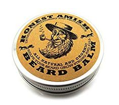 Honest Amish Beard Balm Leave-in Conditioner - Made with only Natural and Organic Ingredients - 2 Ounce Tin : 1 wash hair dye. Hand Crafted in the USA Softens Coarse and Rogue Hairs Stops the Itch and Eliminates Beardruff. Best Beard Wash, Best Beard Oil, Amish Beard, Rogue Hair, Beard Softener, Beard Trend, Beard Wax, Beard Butter