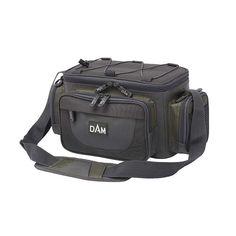 Ανθεκτική τσάντα σε πρακτικό μέγεθος, που περιέχει κασετίνες, ιδανικές για την τακτοποίηση και την ασφαλή μεταφορά τεχνητών δολωμάτων. Οι εξωτερικές θήκες παρέχουν αρκετό χώρο για την αποθήκευση διαφόρων αξεσουάρ και εργαλείων. Small Bags, Small Sized Bags