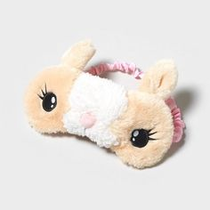Bunny eyemask. at Claire's or claires.com