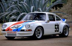 1973 Porsche RSR Carrera #porsche911