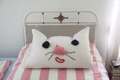 bedroom cat by virginhoney