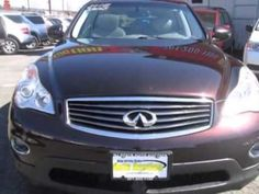 2008 #Infiniti #EX35 #AWD #SUV - #NewJersey State #Auto #Auction #JerseyCity #NJ #NY