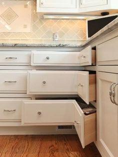 Kitchen Remodels By Angela Speicher, Dachboden, Einrichten Und Wohnen,  Küchen Inspiration, Küchenschubladen